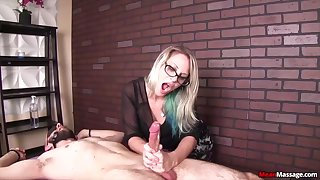 Mean Babes Teasing Cocks In Active HD